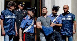 Cuccaro arresto