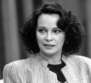 L'attrice Laura Antonelli in una foto del 4 dicembre 1991. ANSA/ARCHIVIO