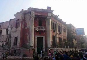 Ambasciata Cairo