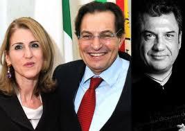 Crocetta, Lucia Borsellino e Tutino