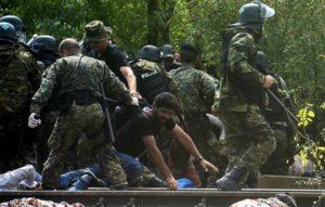 Migranti Macedonia