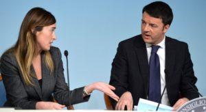 Boschi e Renzi