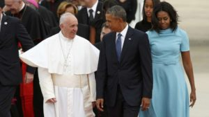 Papa Francesco in Usa