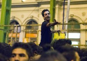 Rivolta migranti budapest