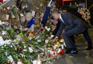 Obama a Parigi