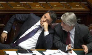 Poletti e Renzi