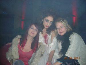 Anya,la russa e fantasma