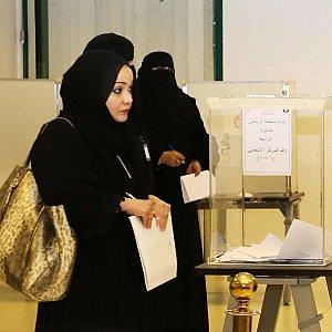 Donne al voto Arabia Saudita