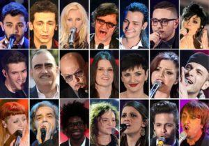 I big di Sanremo 2016