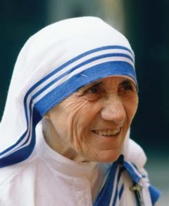 Maria Teresa of Calcutta best-