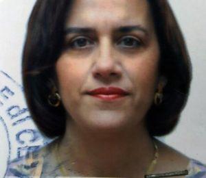 Anna Giordanelli, il medico di base di 53 anni, uccisa ieri a Cetraro mentre stava facendo jogging. .ANSAFRANCESCO ARENA