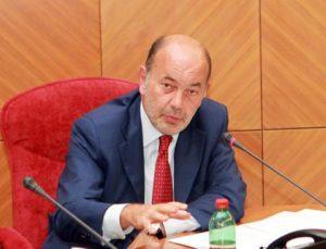 Massimo Cioffi in una noto d'archivio del 16 settembre 2013. ANSA/FABIO CAMPANA