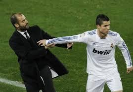 Cristiano ronaldo e Guardiola