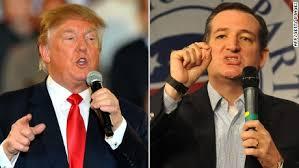 Cruz e Trump