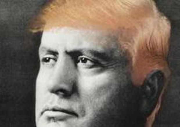 Il ridicolo caso di Trump che cita Mussolini da un account-parodia