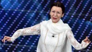 Virginia Raffaele-Carla Fracci