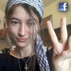 Giovanna Lanzavecchia (dal suo profilo Fb)