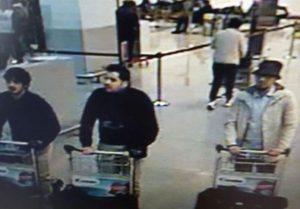 Terroristi aeroporto bruxelles