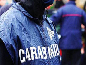 ros dei carabinieri