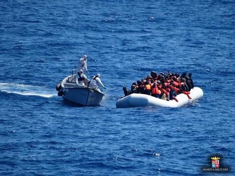 Italy Migrants Arrivals