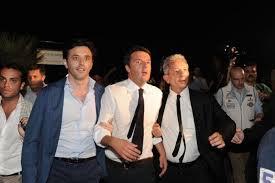 Renzi a Napoli