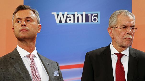 Austria ballottaggio