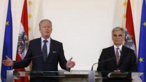 Austria. Cancelliere e vice