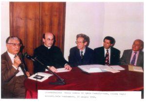 Cerimonia del 22 maggio 1996