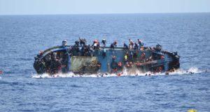 Migranti barcone