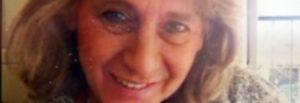 Betta Fella la donna uccisa dal convivente il cui cadavere è stato rinvenuto nascosto in un vecchio frigorifero nella cantina della palazzina in cui abitava nel quartiere Madonnina a Modena,28 giugno 2016 ANSA/ELISABETTA BARACCHI
