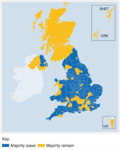 Mappa Brexit 2