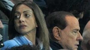 Mariarosaria Rossi e Berlusconi