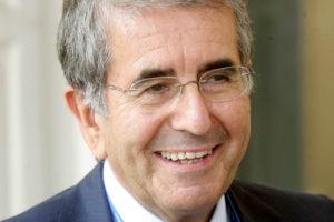 Vittorio Merloni, ex presidente di Indesit Company, in una foto di archivio. ANSA/MATTEO BAZZI