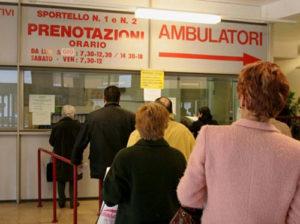 Ospedale lista d'attesa