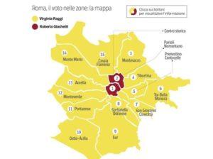 Quartieri di Roma Voyo 2016