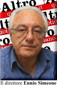 FOTO - Il direttore Ennio Simeone