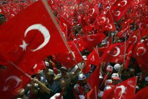 Istanbul pro Erdogan
