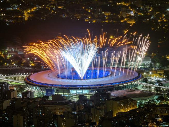 Olimpiadi apertura