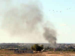 Raid aerei su Sirte