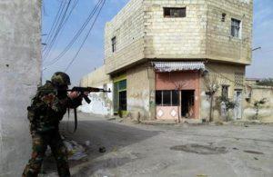 Siria. Resa di daraya