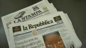 Stampa e Repubblica