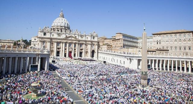 Canonizzazione Madre Teresa