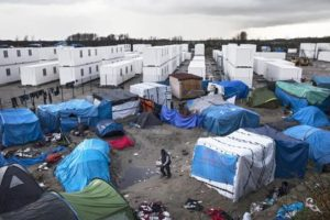 Migranti. Campo Giungla di Calais