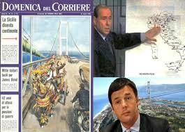 Ponte Berlusconi e Renzi