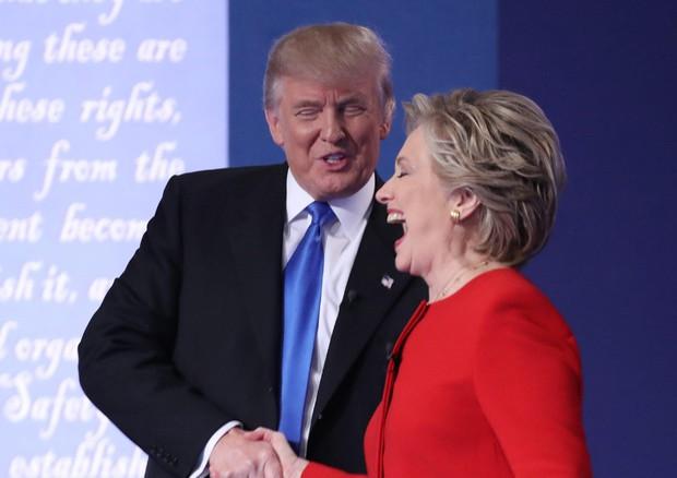 Trump e Hillary