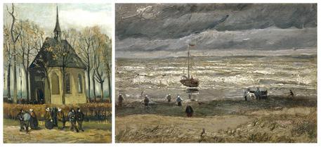 Ritrovati quadri Van Gogh, valgono 100 mln dollari