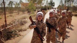 Bambini -soldato Isis