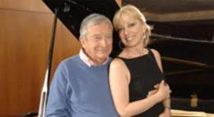 Luciano Rispoli e Rina Forte