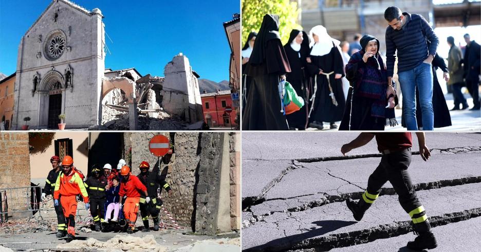 Norcia terremoto