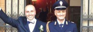 Nozze gay poliziotto